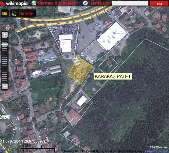Wikimapia – Lets describe the whole world! .