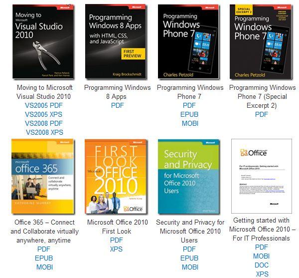 Ücretsiz Yazılım Kitaplar