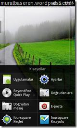 Android Kısayol Ekleme-3-1