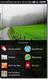 Android Kısayol Ekleme-4-1