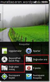 Android Kısayol Ekleme-4-2
