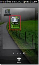 Android Kısayol Ekleme-8