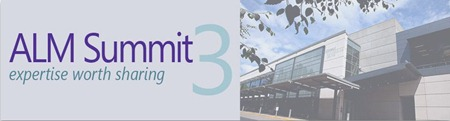 ALM Summit 2013