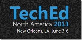 Microsoft TechEd Kuzey Amerika