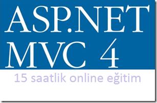 Online Kurumsal Mimariler Çatısında MVC Framework Eğitimi