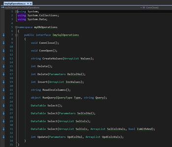 SQL-OLEDB Operations Library