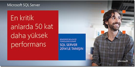 Microsoft SQL Server 2014 Lansman