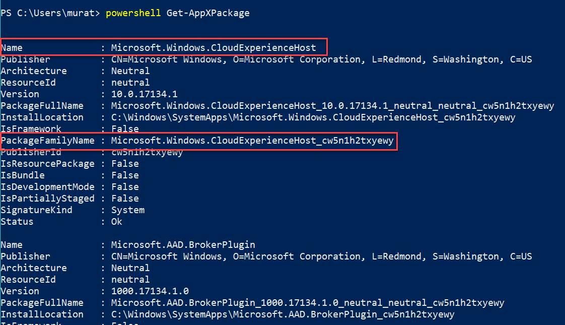 powershell-metro-apps-get-appxpackages